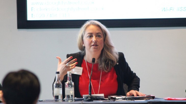 International Women's Day 2017: ICRC director joins calls from UK lawyers to step up efforts to prevent sexual violence in conflict