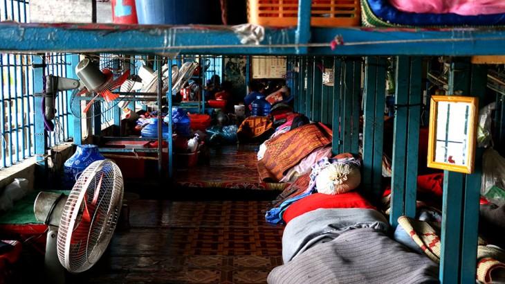 柬埔寨:改善监狱居住条件