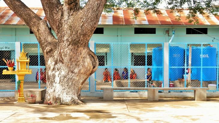 柬埔寨:改善在押人员的医疗卫生
