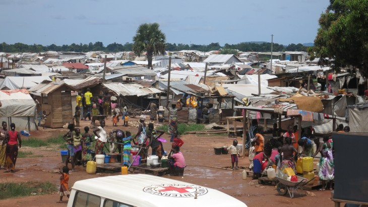 Displaced in the Central African Republic: Between a rock and a hard place
