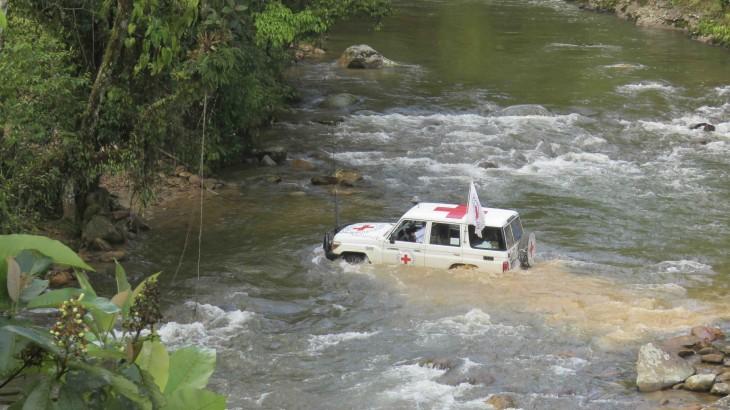 Colombia: CICR recibe a siete adolescentes de las FARC-EP
