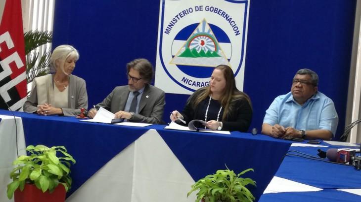 Nicaragua: acuerdo de cooperación con el Gobierno nicaragüense para realizar visitas a centros de detención