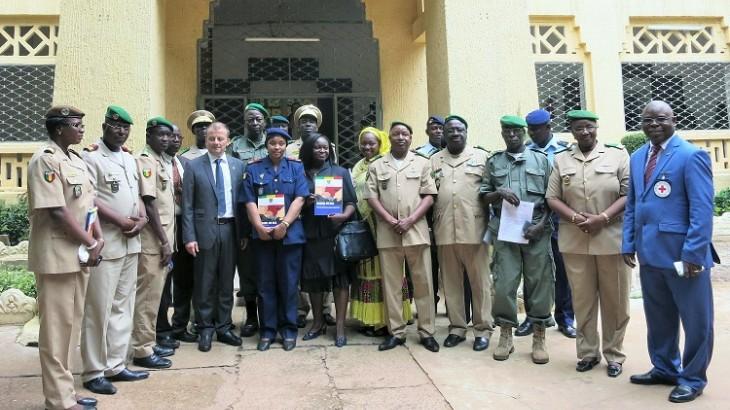 Mali : l'armée se dote d'un manuel d'instruction en droit des conflits armés