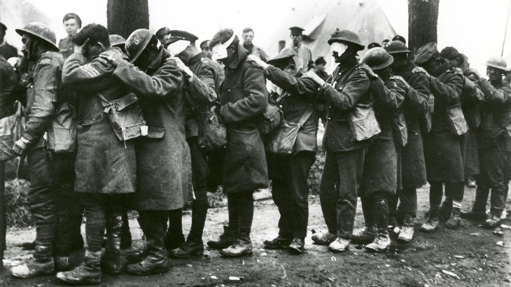 Weapons: ICRC marks Ypres chlorine gas anniversary with WMD call