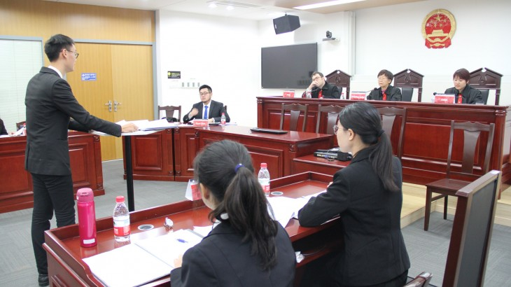 第十二届红十字国际人道法模拟法庭比赛开始报名!