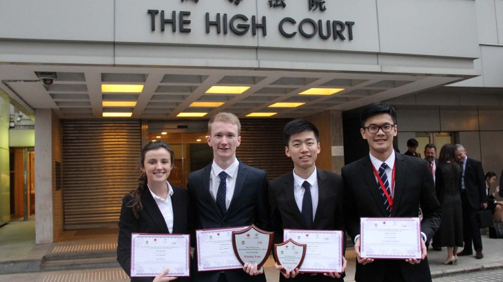 China: Bond University wins 15th Red Cross IHL Moot in Hong Kong