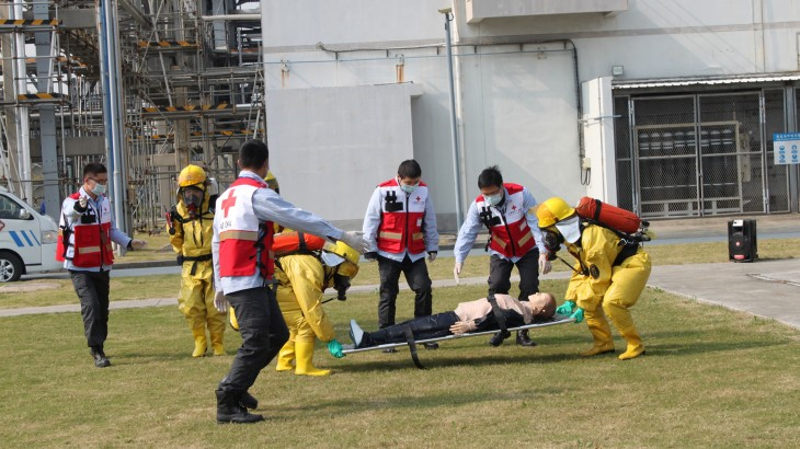 提升专业能力 探索救援模式