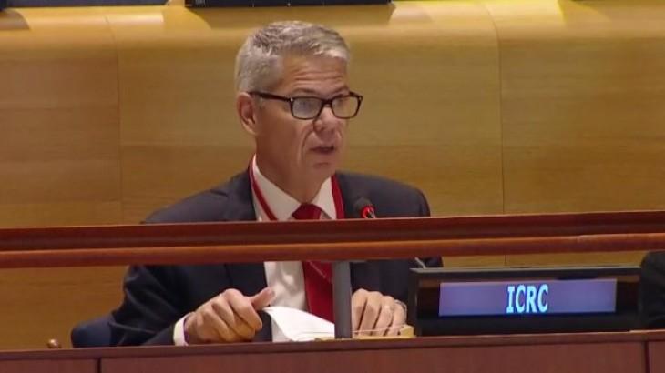 أنشطة مكافحة الإرهاب لابد أن تحترم الحماية التي يكفلها القانون الدولي الإنساني