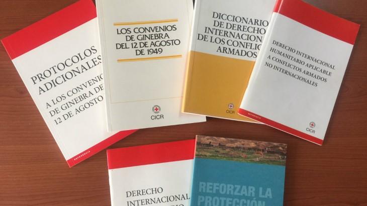 Colombia: inscríbase al I Encuentro de DIH para abogados