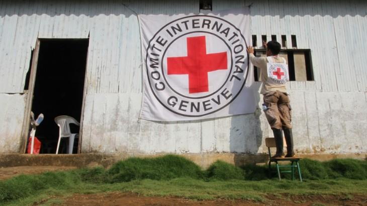 Llamado urgente a respetar el emblema de la cruz roja