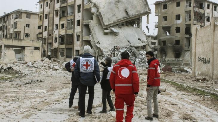 我要对国际红十字运动说:唤醒巨人的时刻到了