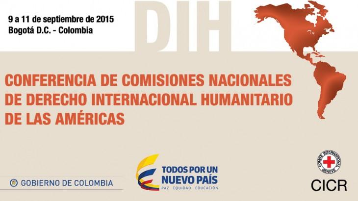 Colombia: veintitrés países analizan los retos de los nuevos conflictos armados