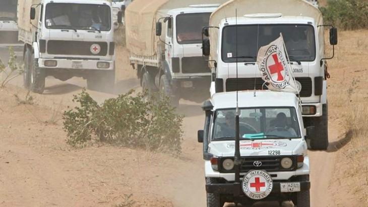 Гуманитарные коридоры - сложная задача