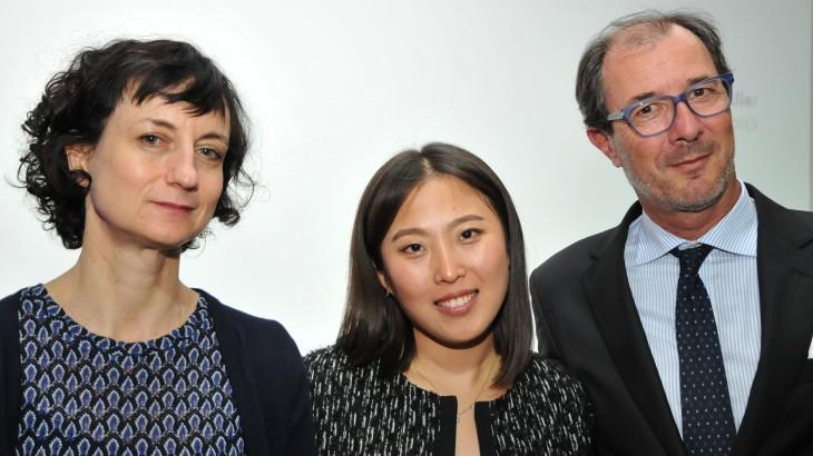 L'artiste chinoise Yu Jie lauréate du 1er Prix artistique Croix-Rouge HEAD – Genève