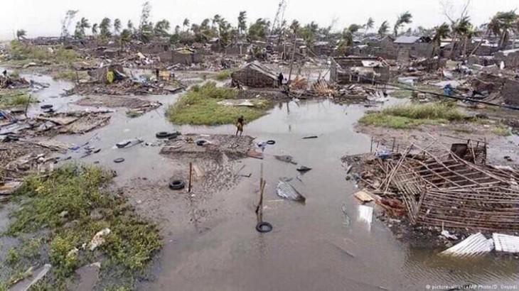 إعصار إيداي: إطلاق موقع إلكتروني لمساعدة الأسر في العثور على أقاربها المفقودين