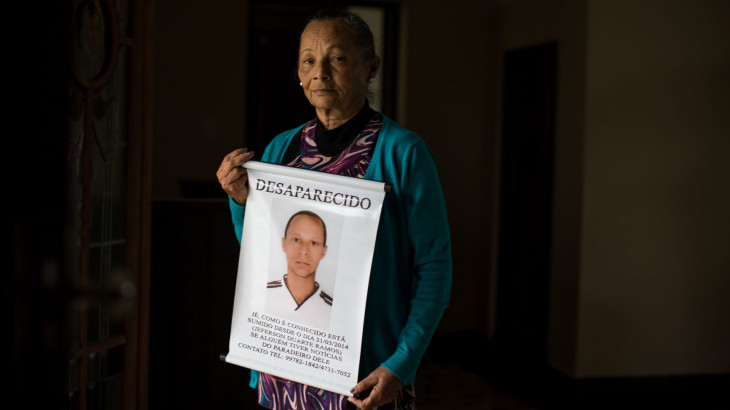 Brasil: Mesmo na pandemia, foram registrados 62,8 mil desaparecimentos em 2020