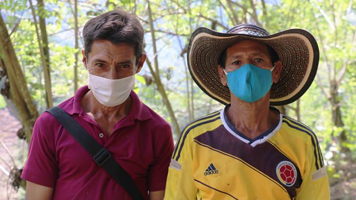 Colombia: 120.000 motivos para seguir buscando