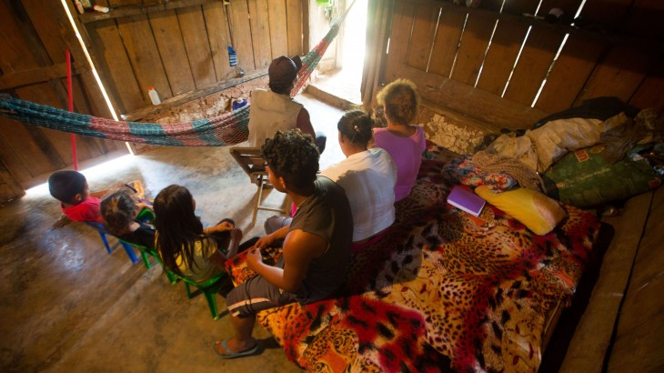 Honduras: atención directa para las personas desplazadas internamente