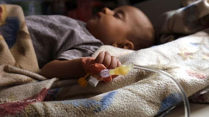 Acesso humanitário é desesperadamente necessário no Iêmen à medida que casos com suspeita de cólera chegam a 700 mil