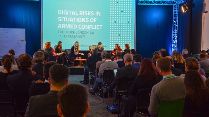 数字技术——探究战区民众和人道工作者面临的威胁