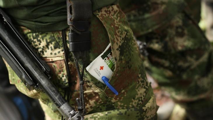 Estos son los grupos que hacen parte del conflicto armado en Colombia