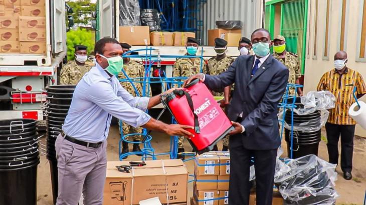 Côte d'Ivoire : vaste distribution de matériel aux prisons pour empêcher la propagation du coronavirus