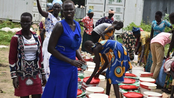 South Sudan operational update: Violence, floods leave thousands homeless and at-risk of malnutrition and disease