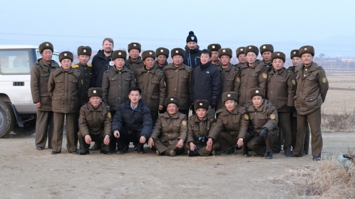 Democratic People's Republic of Korea : ICRC trains explosive ordnance disposal police