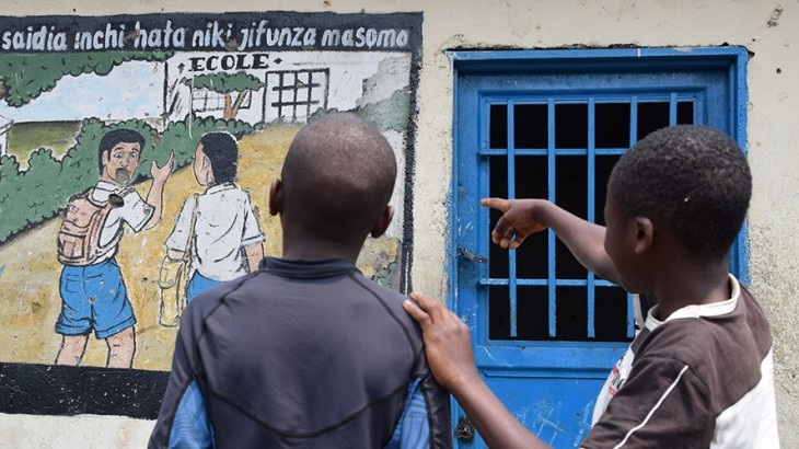 Democratic Republic of the Congo: Tackling child recruitment by armed groups