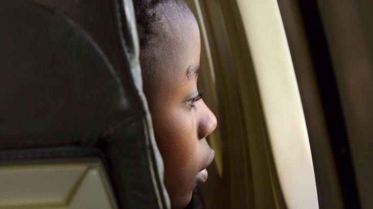 Esperança alça voo na República Democrática do Congo
