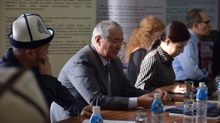 Семинар «Ислам и международное гуманитарное право» в Оше