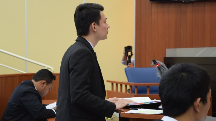 Malaysia: 16th national IHL moot court competition 2019