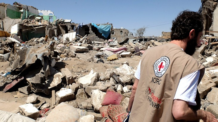 Image result for Yemen ICRC