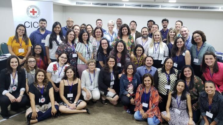 Brasil: Acesso Mais Seguro em ação – reunião nacional da rede