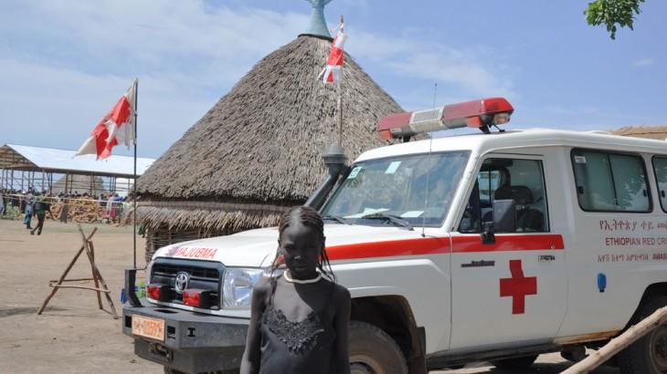 إثيوبيا: تقديم مساعدات إنسانية عاجلة للاجئين القادمين من جنوب السودان