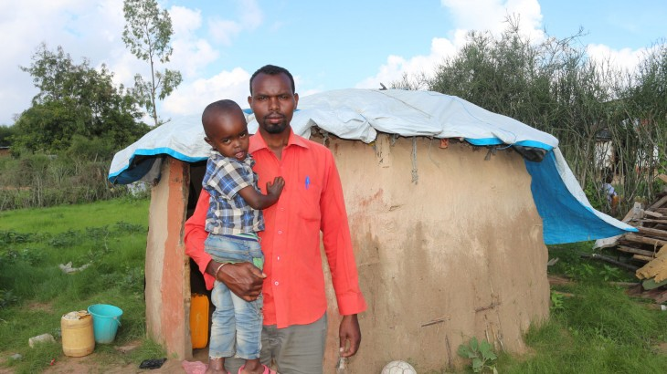Ethiopia: ICRC and ERCS reach displaced households with cash assistance