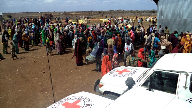 Ethiopia: Helping the drought-affected, displaced and the vulnerable in detention