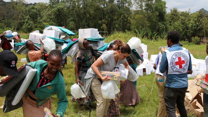 Ethiopia: Red Cross starts delivering emergency assistance