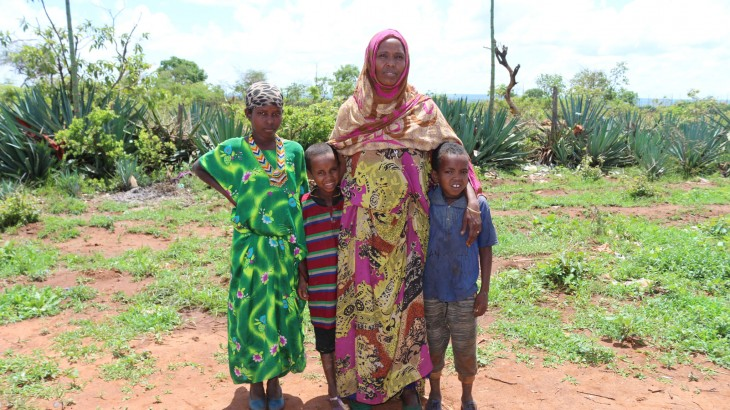 Etiópia: restabelecendo a esperança para as pessoas deslocadas pela violência étnica