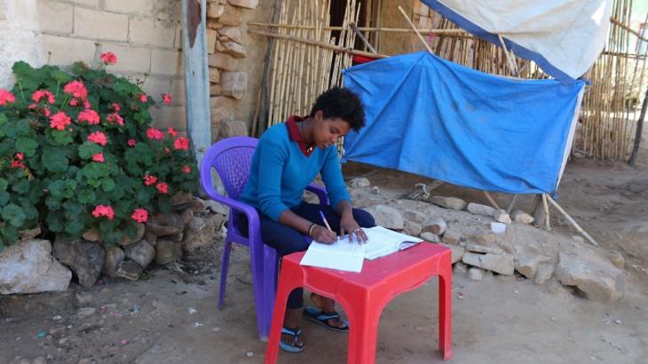 Ethiopia: ICRC covers school expenses for 40 underage ex-combatants and children of ex-combatants
