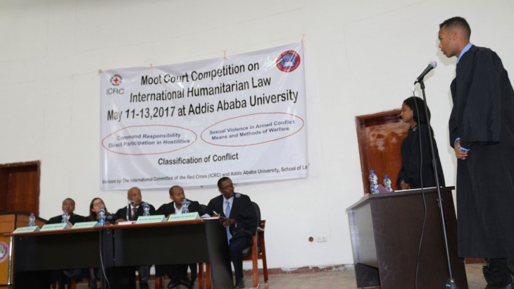 Ethiopia: Second humanitarian law moot court competition held