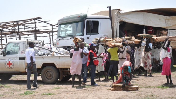 Ethiopia: Helping South Sudanese refugees to survive