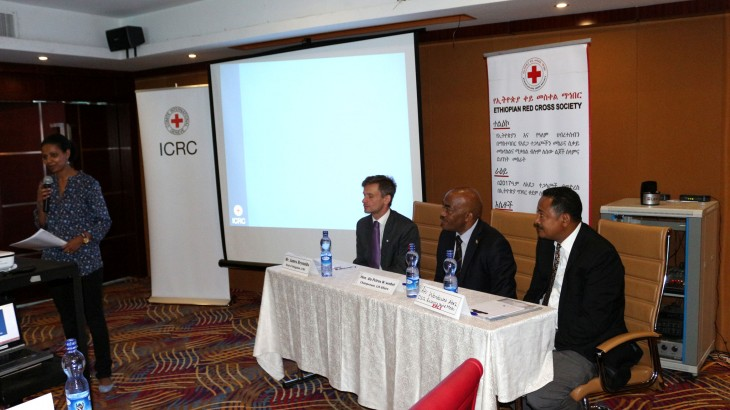 Ethiopia: Parliamentarians discuss IHL and Red Cross activities