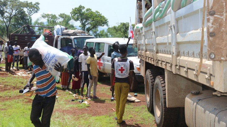 埃塞俄比亚西部:42000名返乡者获得种子和工具
