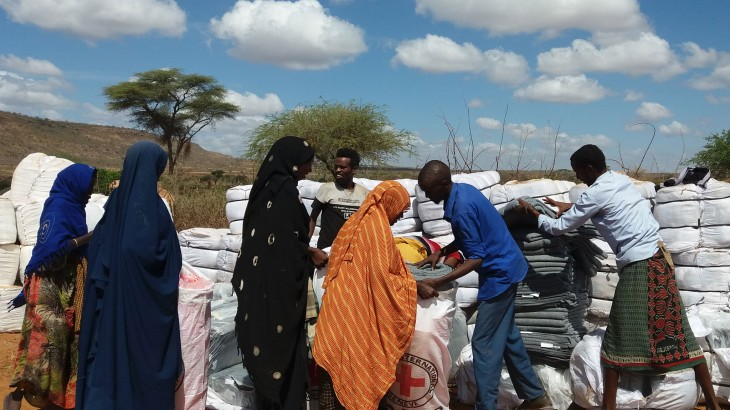 Ethiopia: ICRC returns to Somali region after 11 years, distributes emergency assistance to IDPs