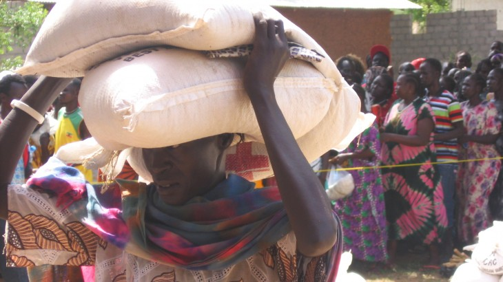 Ethiopia: Support to communities hosting South Sudanese refugees