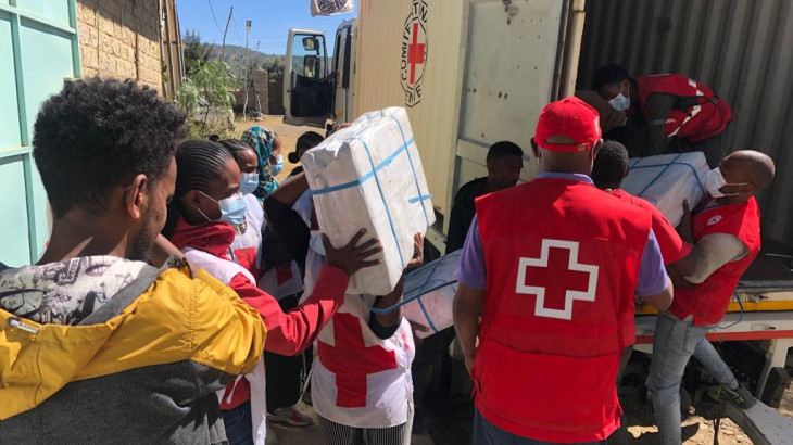 Ethiopia: Responding to humanitarian needs of people affected by violence and COVID-19