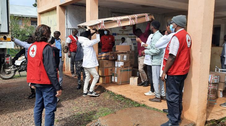 Ethiopia: ICRC broadens response to the humanitarian crises