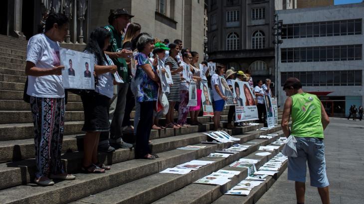 Brasil: Diante de 79 mil novos registros de desaparecimento, CICV recomenda maior coordenação entre instituições