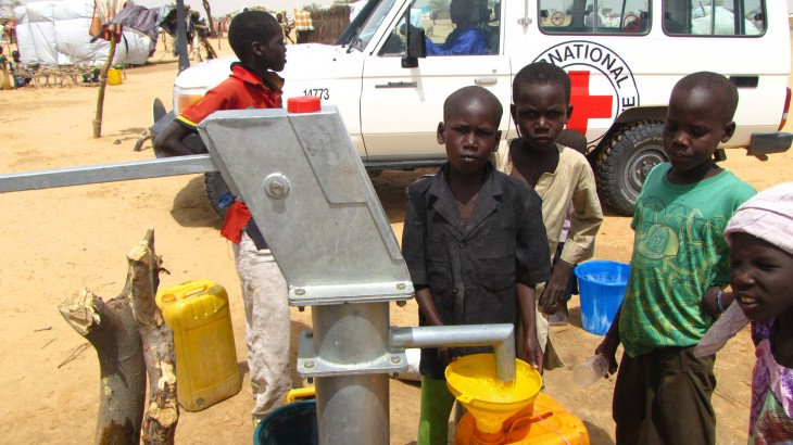 Niger : activités à Diffa de mai à juillet 2016